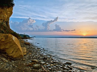 Missouri River, Lewis & Clark Recreation Area