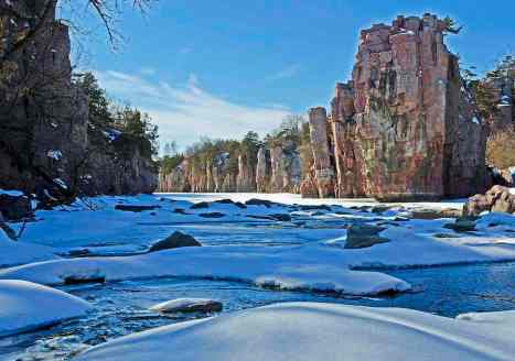 Palisades State Park, Garretson