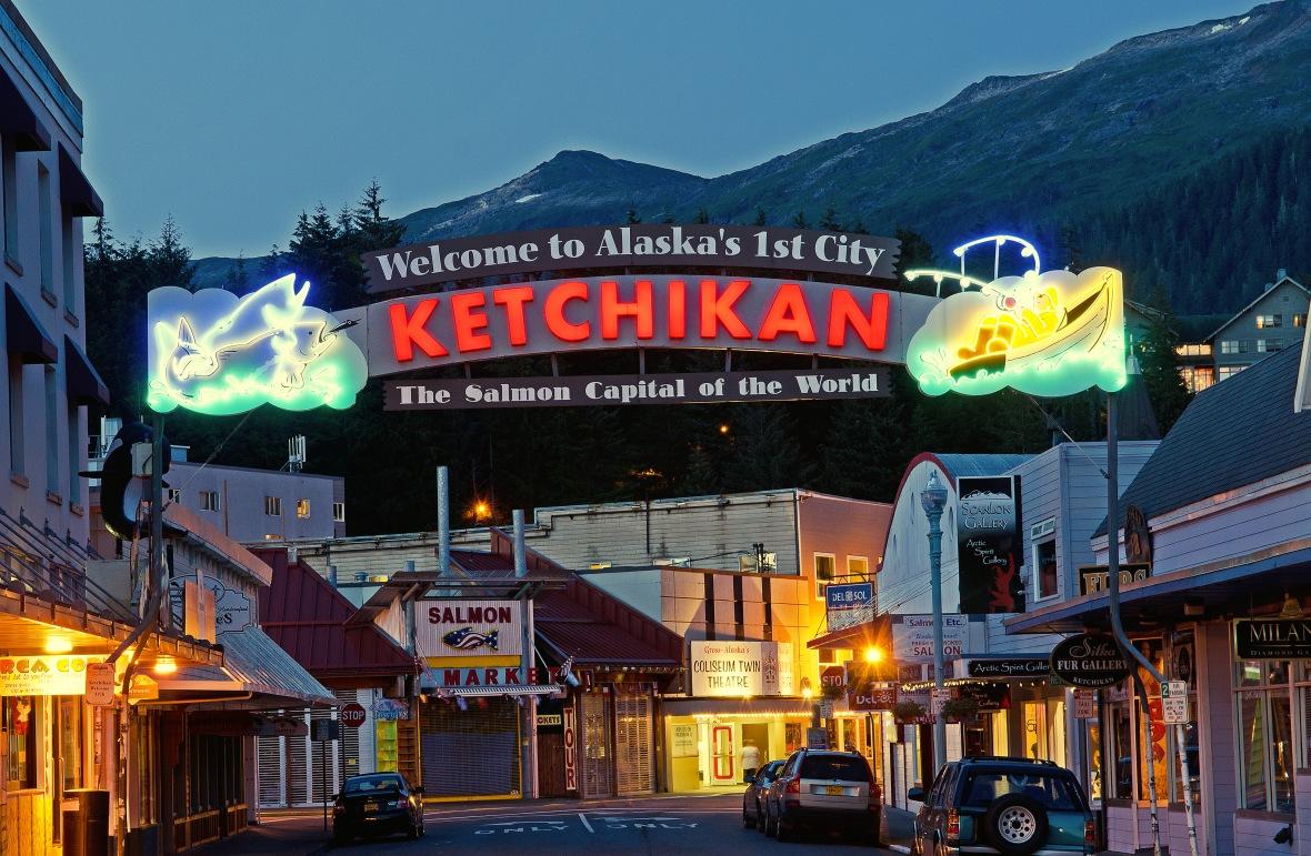 Ketchikan Sign